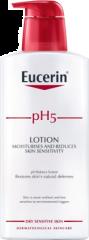 Eucerin pH5 Lotion with perfume 400 ml