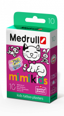 Medrull Mimi Kids tatuointilaastari 10 kpl