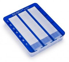 Dosett Mini Sininen 80x100x18 1 kpl